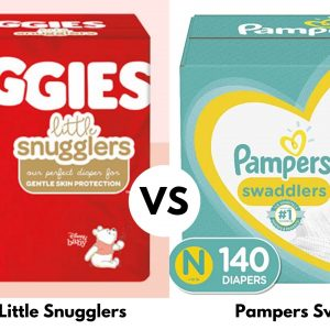 Huggies Little Snugglers vs Pampers Swaddlers: Comparison Review