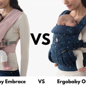 Ergobaby Embrace VS Omni 360: What's The Difference?