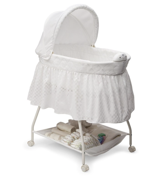 crib alternatives for small spaces - bassinet or cradle