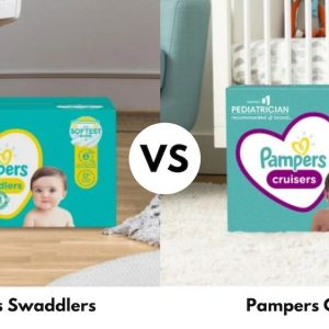 Pampers Swaddlers vs Cruisers: Comparison Review
