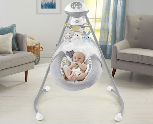 baby swing for bigger babies