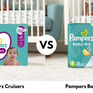 Pampers Cruisers vs Baby Dry: Comparison 2021 Review