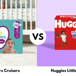 Pampers Cruisers vs Huggies Little Movers: Feature Comparison Review