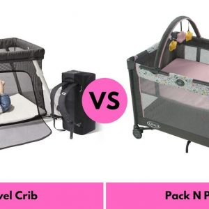 Travel Crib vs Pack N Play: Which One Should You Get?
