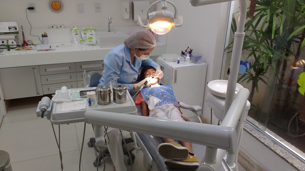 preparing your child for the dentist