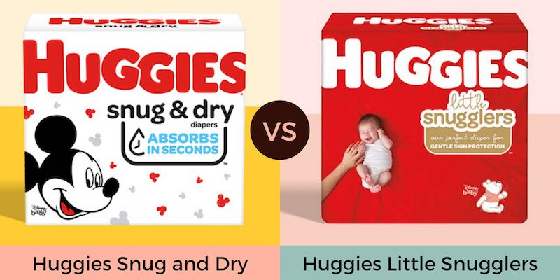Huggies Snug and Dry vs Little Snugglers – Which Is Better?